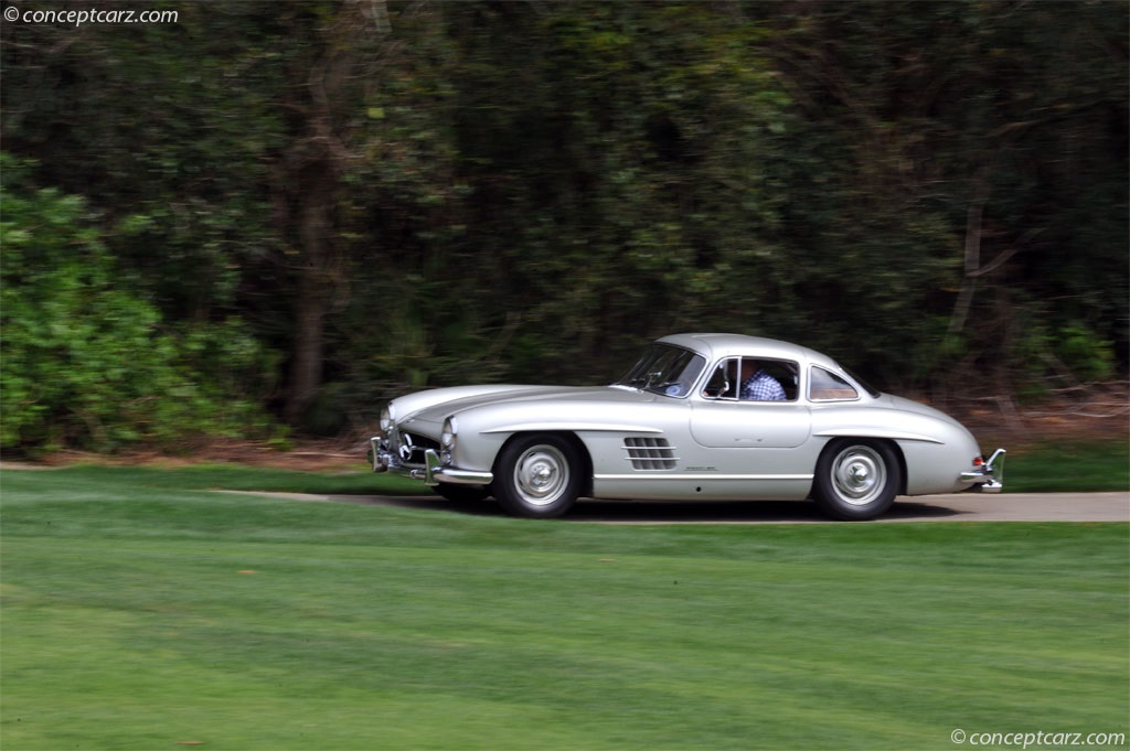 Mercedes-Benz 300 SL Gullwing pictures and wallpaper