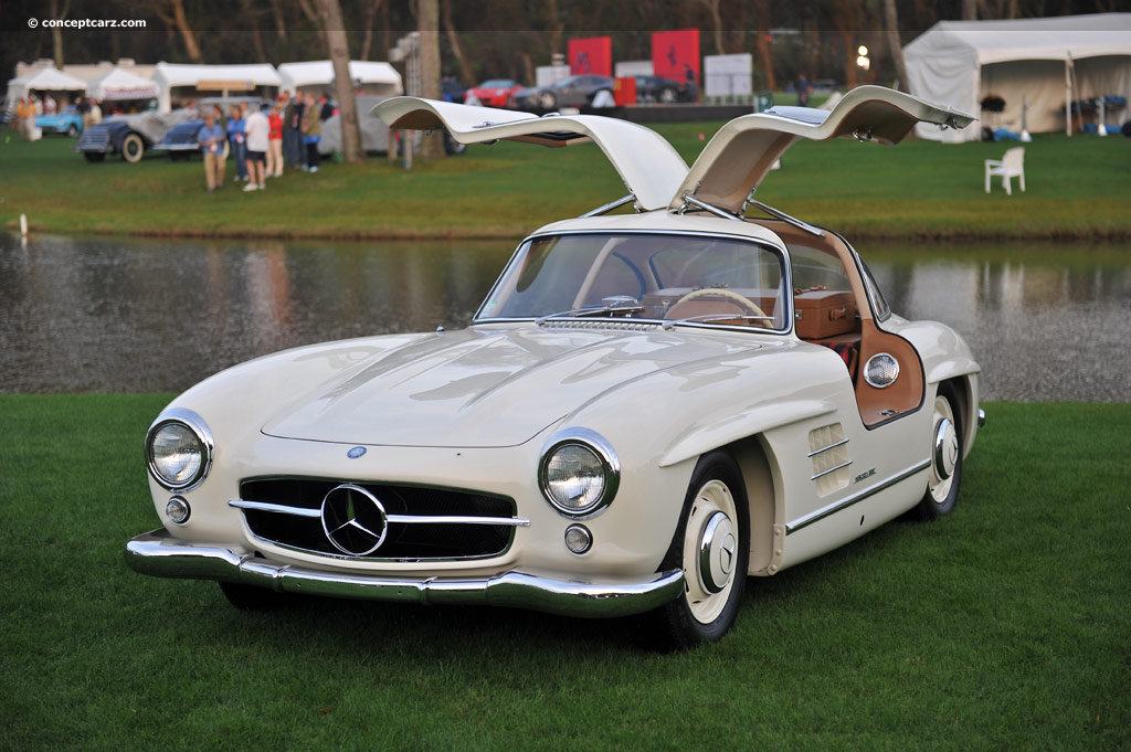 1955 mercedes benz 300 sl gullwing image for Mercedes benz gullwing 1955
