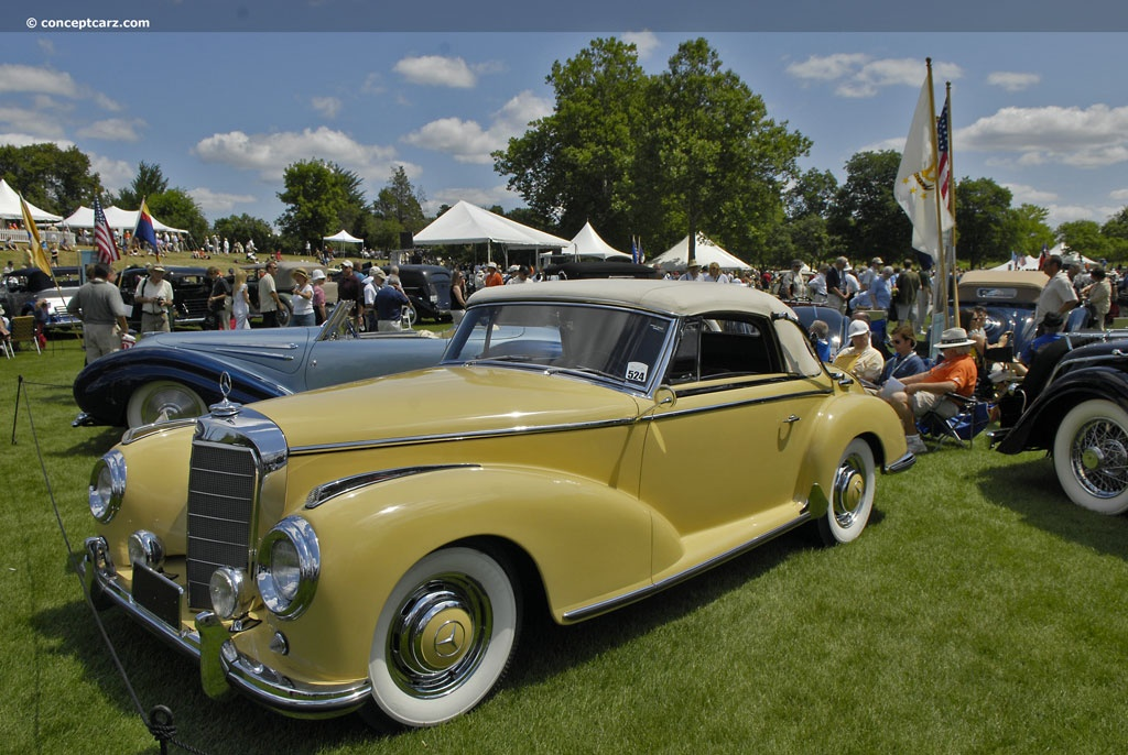 1955 mercedes benz 300 s conceptcarz for Mercedes benz 300 s