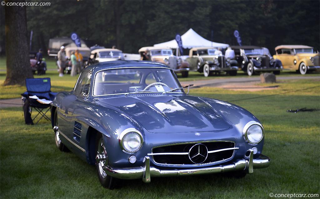 1955 mercedes benz 300 sl gullwing for Mercedes benz gullwing