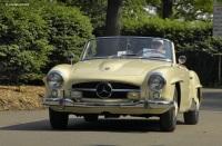1956 Mercedes-Benz 190 SL image.