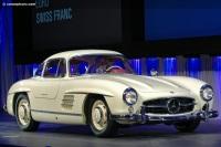 1956 Mercedes-Benz 300 SL image.