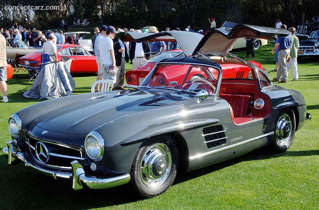 1956 mercedes benz 300 sl. Black Bedroom Furniture Sets. Home Design Ideas