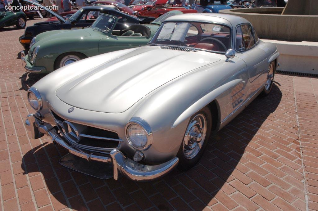Mercedes Benz 300 Sl Gull Wing