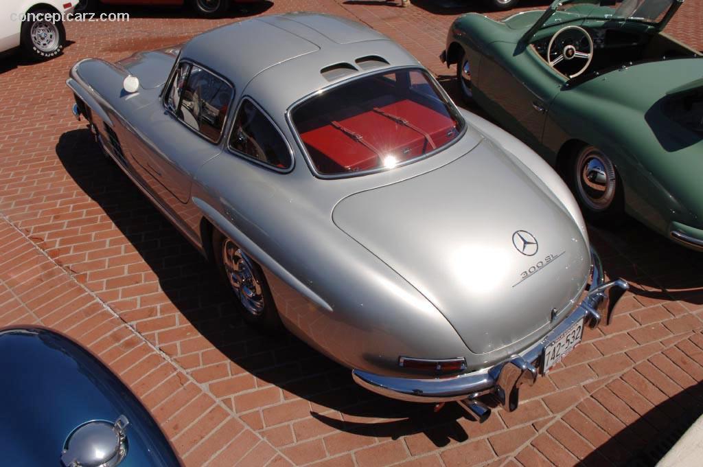1956 Mercedes Benz 300 Sl