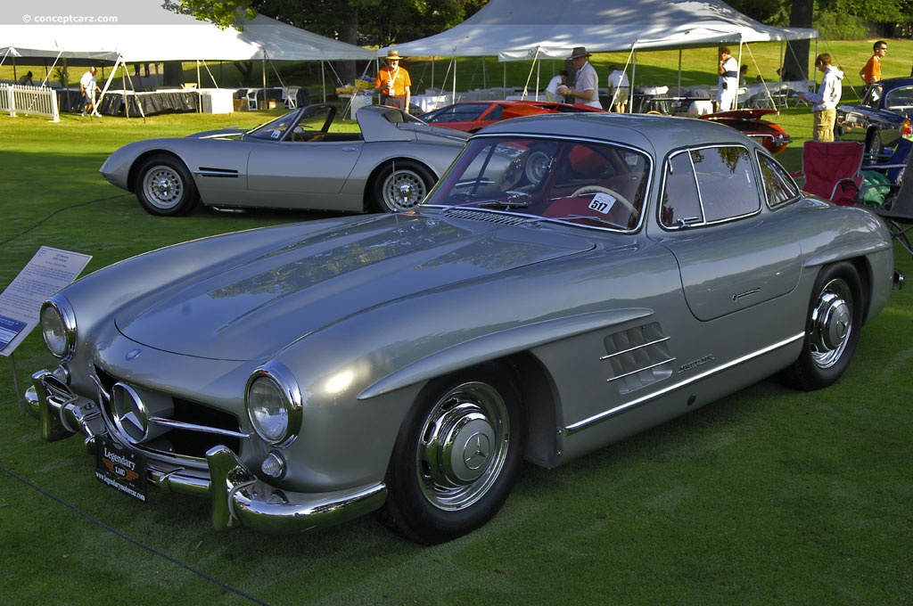 1957 mercedes benz 300sl