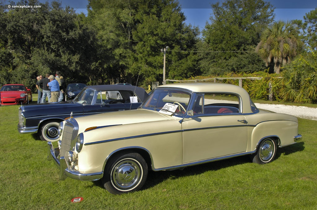 Mercedes-Benz 220S pictures and wallpaper