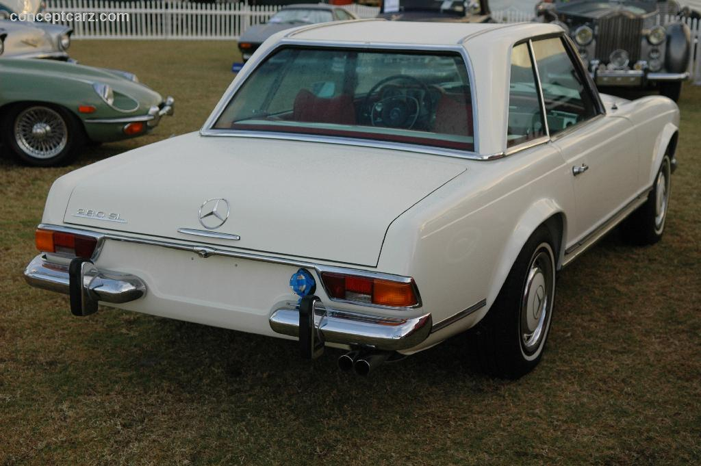 1969 mercedes benz 280 sl at the gooding company auction for 1969 mercedes benz