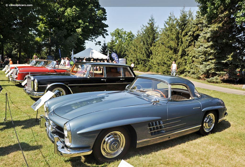 1960 Mercedes Benz 300 Sl Image