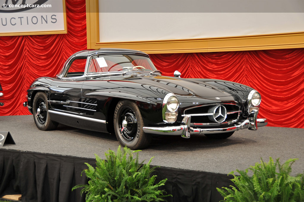 1960 Mercedes Benz 300 Sl 300sl W194 Conceptcarz