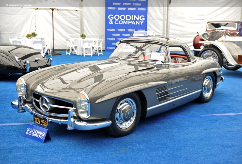 1961 mercedes benz 300 sl image chassis number for Mercedes benz 800 number