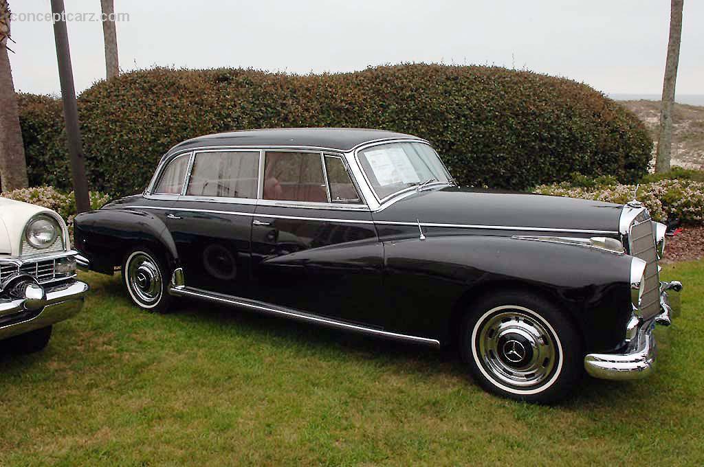 1961 mercedes benz 300d for Mercedes benz 300d