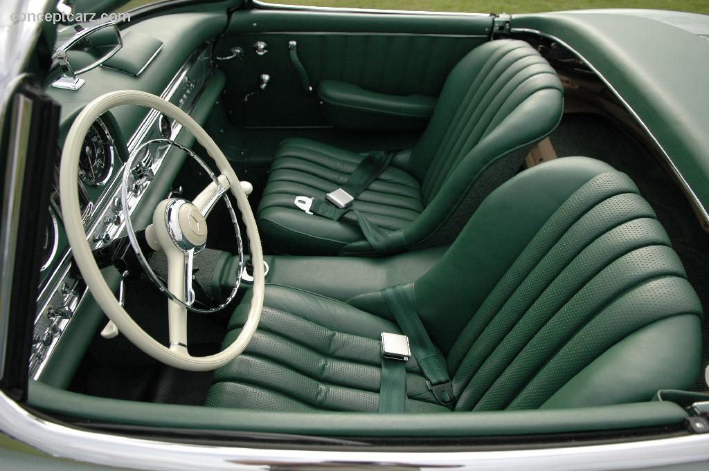 1961 mercedes benz 300 sl pictures history value research news. Black Bedroom Furniture Sets. Home Design Ideas