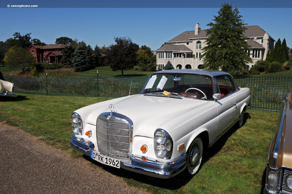 Auction results and data for 1962 mercedes benz 220 series for 1962 mercedes benz