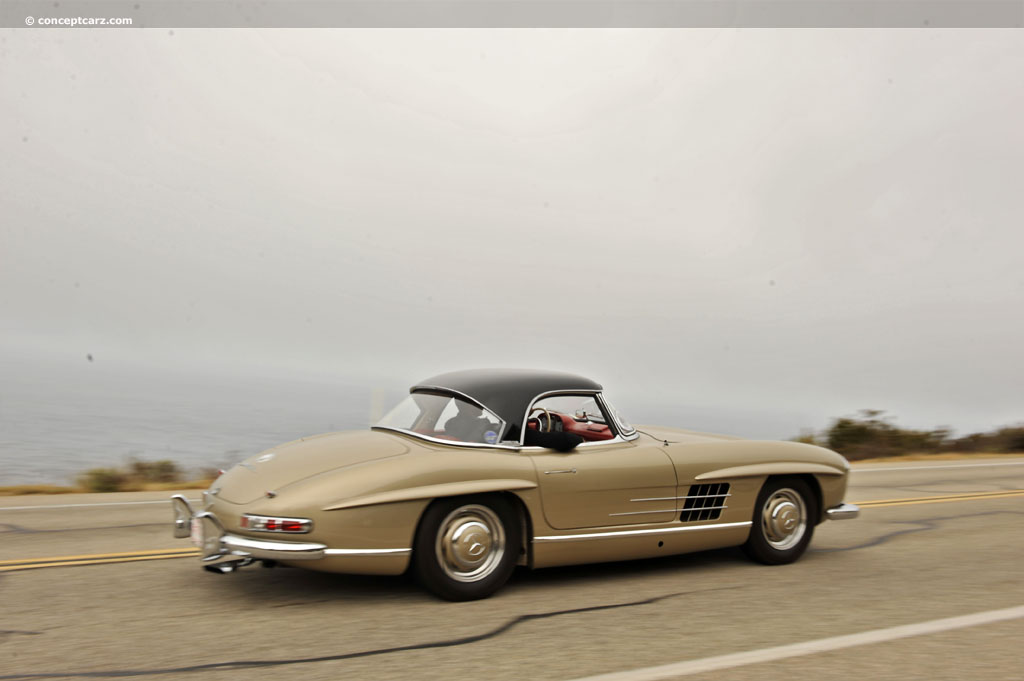 1963 mercedes benz 300 sl for Mercedes benz 300