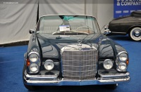1963 Mercedes-Benz 300 Series image.
