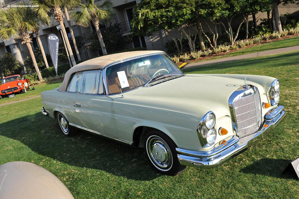 1965 mercedes benz 220 series for 1965 mercedes benz