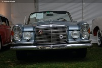 1966 Mercedes-Benz 250 SE image.