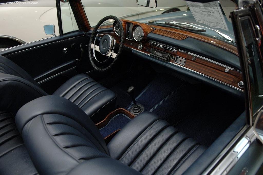 1966 Mercedes-Benz 250 SE Image