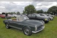 1966 Mercedes-Benz 230 SL image.