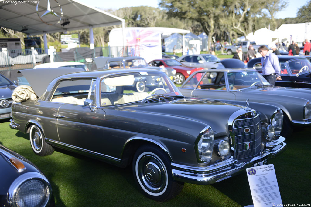 1966 mercedes benz 250 se conceptcarz for Mercedes benz 250 se