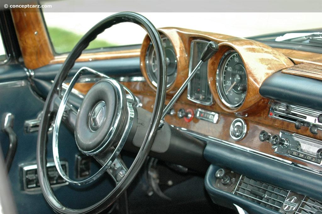 1967 Mercedes Benz 300se Conceptcarz Com