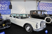 1967 Mercedes-Benz 600 image.