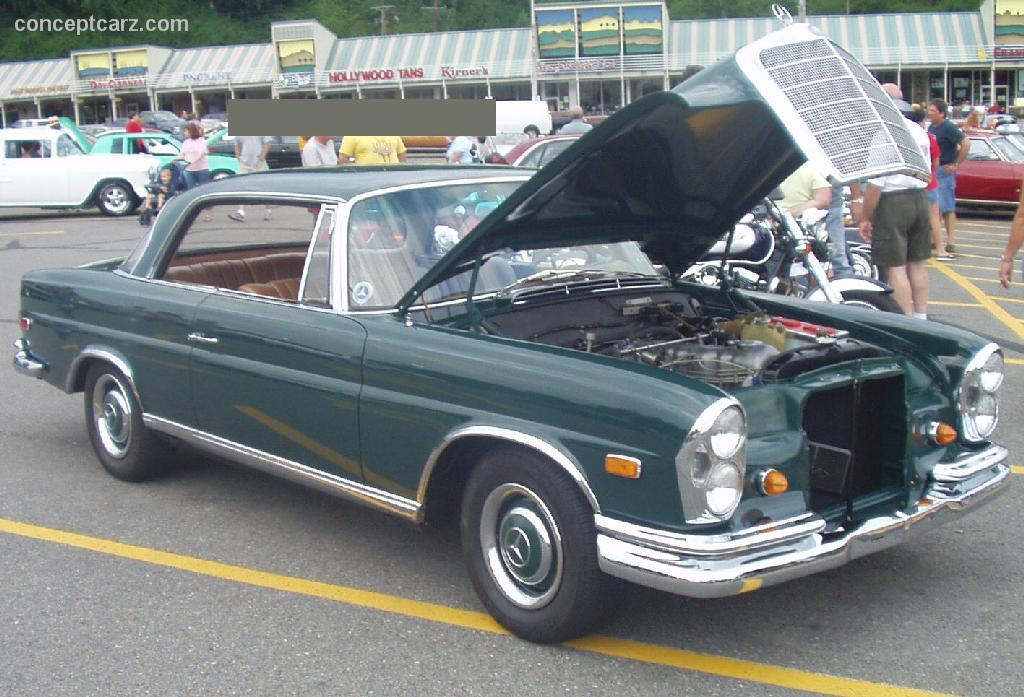 Auction results and data for 1967 mercedes benz 250 se for Mercedes benz 250 se