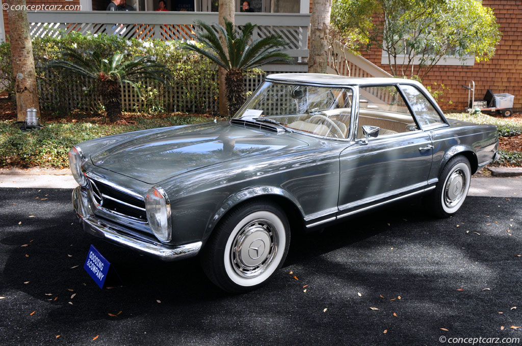 Auction results and data for 1968 mercedes benz 250sl for 1968 mercedes benz