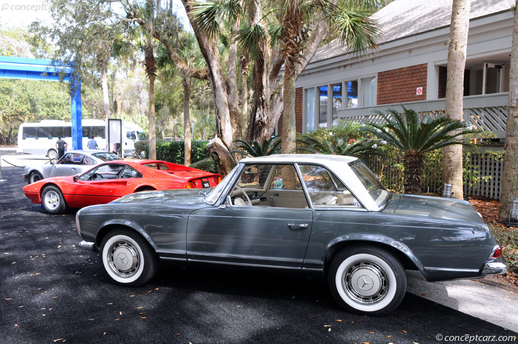 Auction results and data for 1968 mercedes benz 250sl for Mercedes benz 250sl