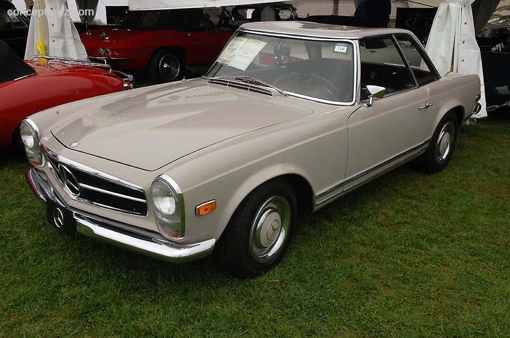 1968 mercedes benz 250sl for 1968 mercedes benz