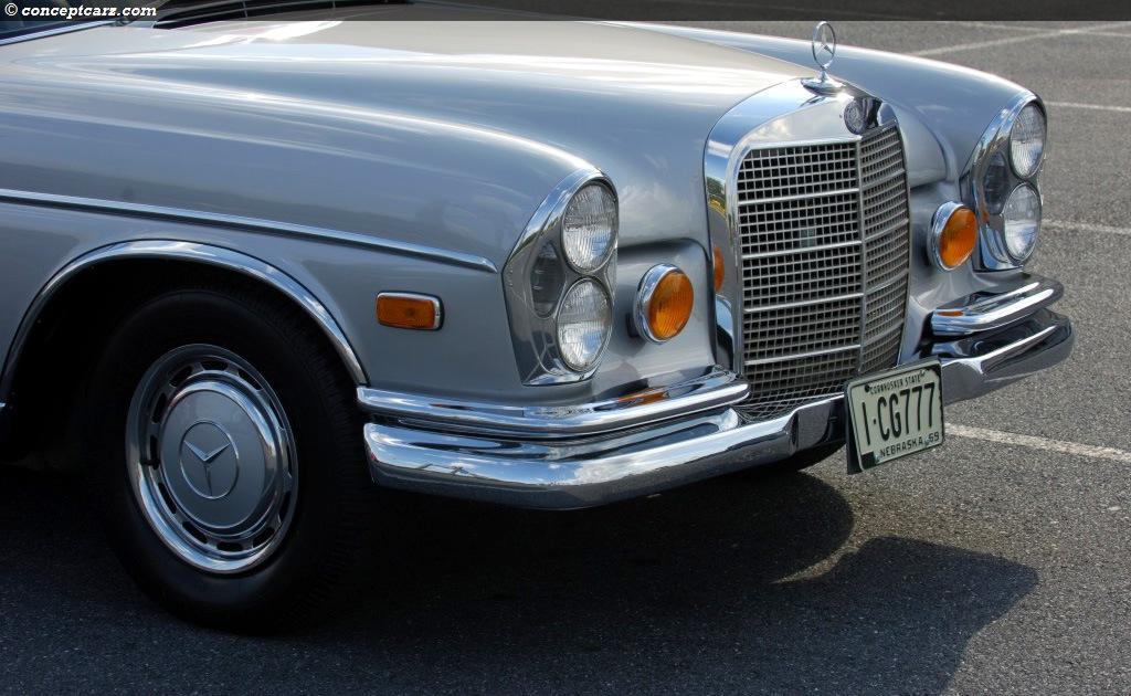 1970 Mercedes Value