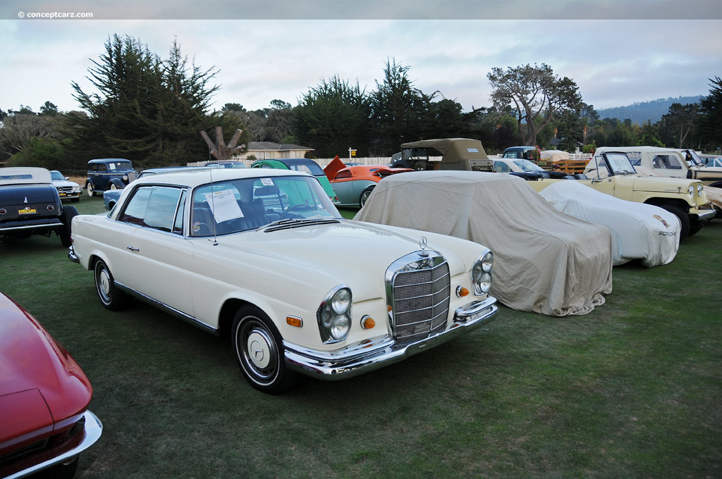 Auction results and data for 1969 mercedes benz 280 se for 1969 mercedes benz 280 se convertible