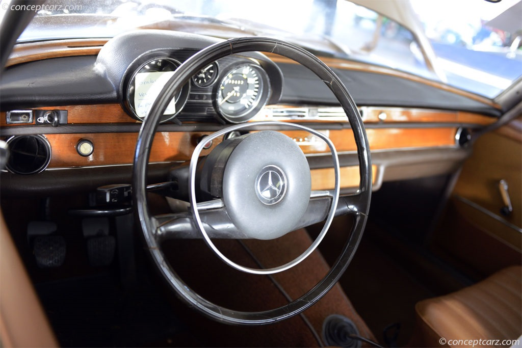 Auction results and data for 1969 mercedes benz 280 se for Mercedes benz 280