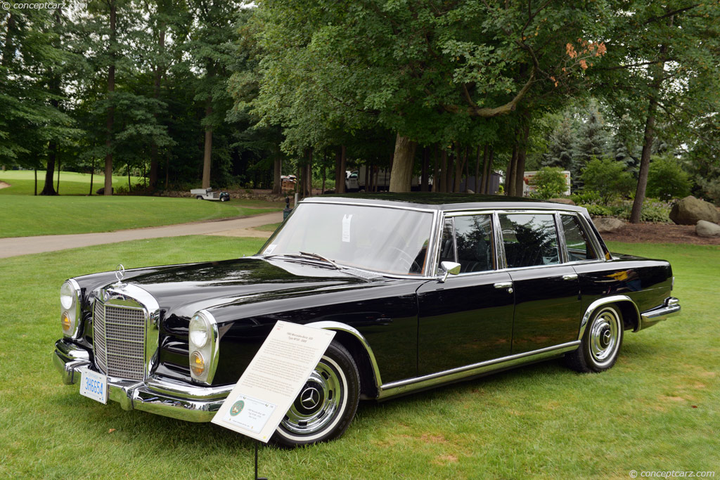 auction results and data for 1969 mercedes benz 600. Black Bedroom Furniture Sets. Home Design Ideas