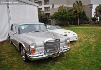 1970 Mercedes-Benz 600 Series image.