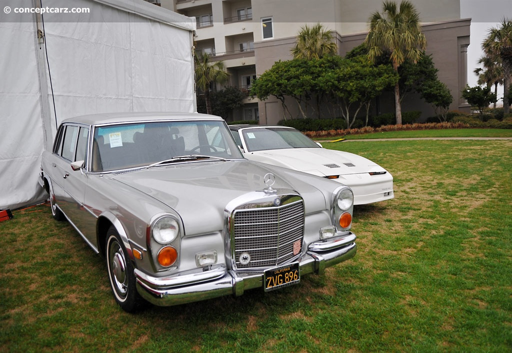 1970 mercedes benz 600 series pictures history value for Mercedes benz 600 series