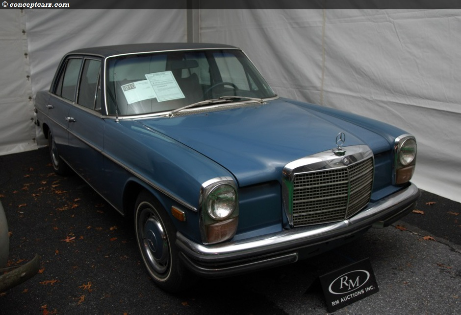 1970 Mercedes Benz 250 Pictures History Value Research