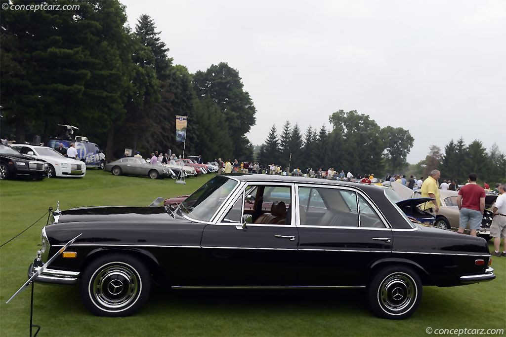 Auction results and data for 1970 mercedes benz 300 sel for Mercedes benz 70