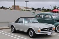 1970 Mercedes-Benz 280SL image.