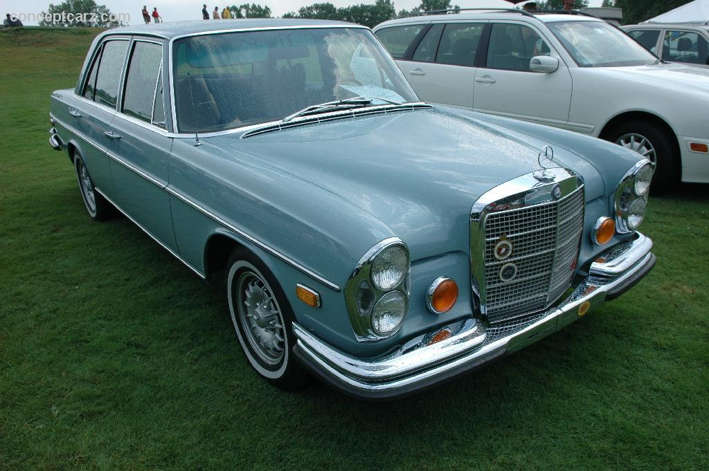 Auction results and data for 1970 mercedes benz 280s for Mercedes benz 70