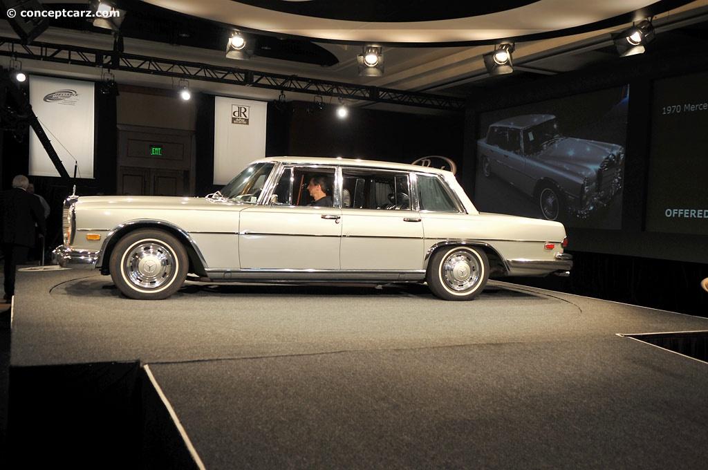 1970 mercedes benz 600 series for Mercedes benz 600 series