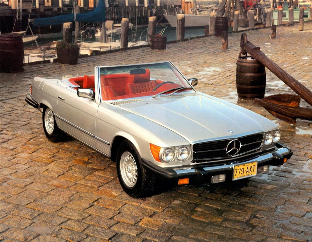 Image gallery mercedes benz 450sl for Mercedes benz of america