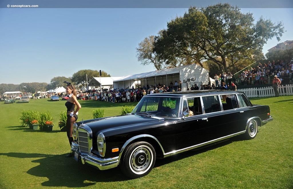 1972 mercedes benz 600 pullman conceptcarz for 1972 mercedes benz