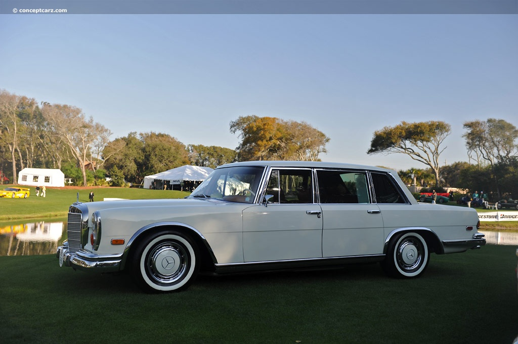 1972 mercedes benz 600 for Mercedes benz limo