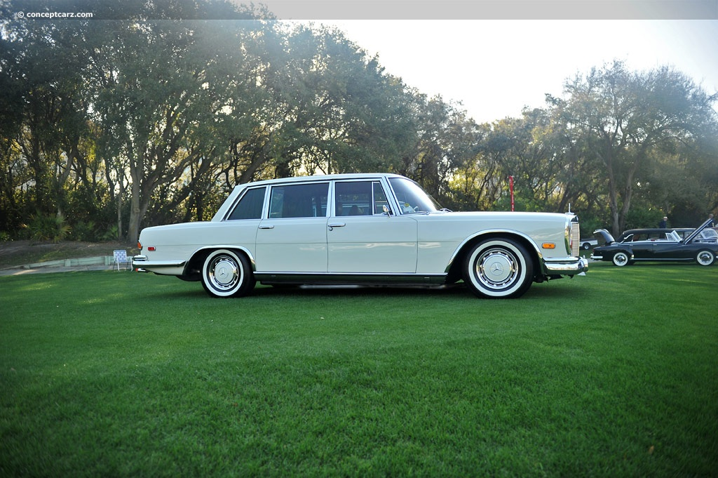 Auction results and data for 1972 mercedes benz 600 for 1972 mercedes benz