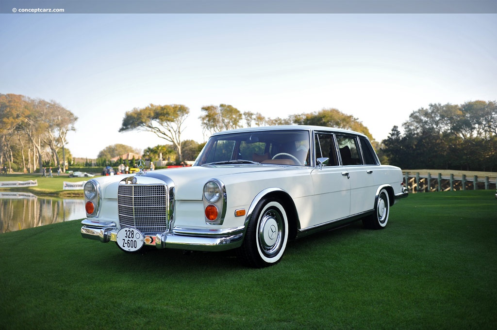 1972 mercedes benz 600 for Mercedes benz 600s