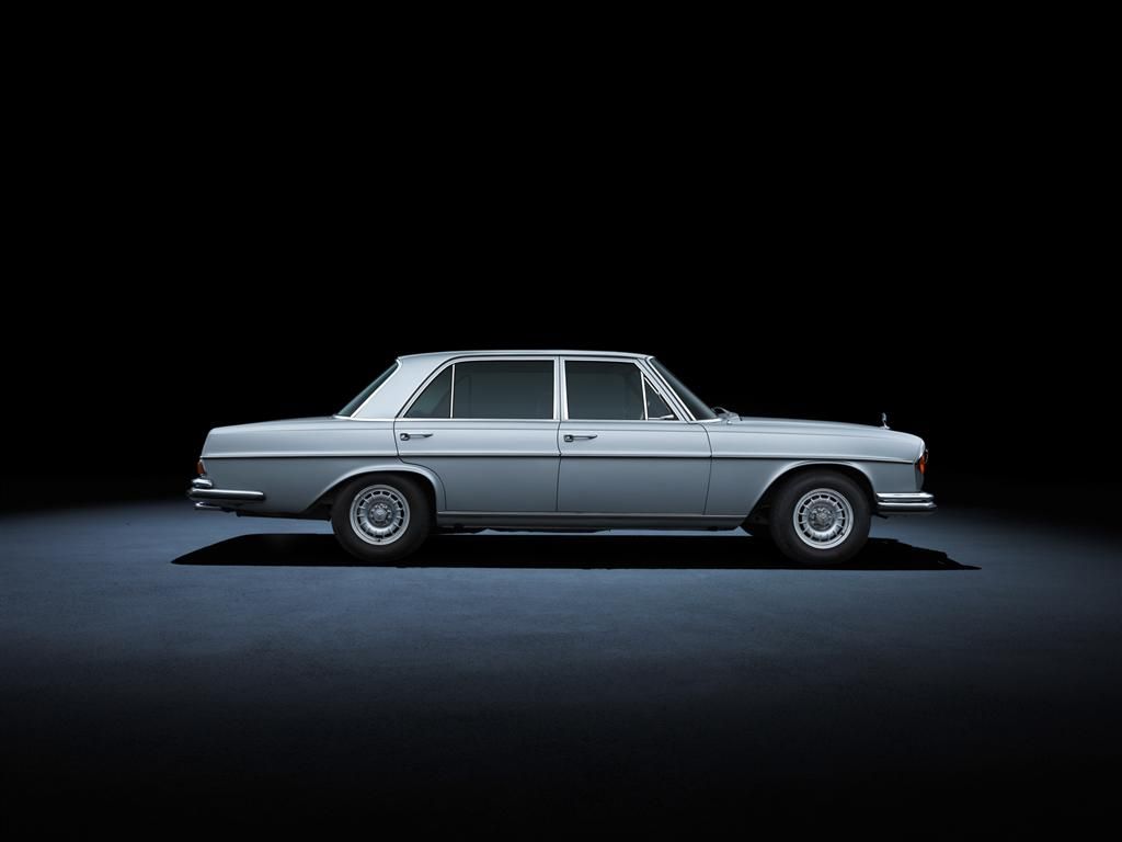 Mercedes-Benz 280 Series pictures and wallpaper