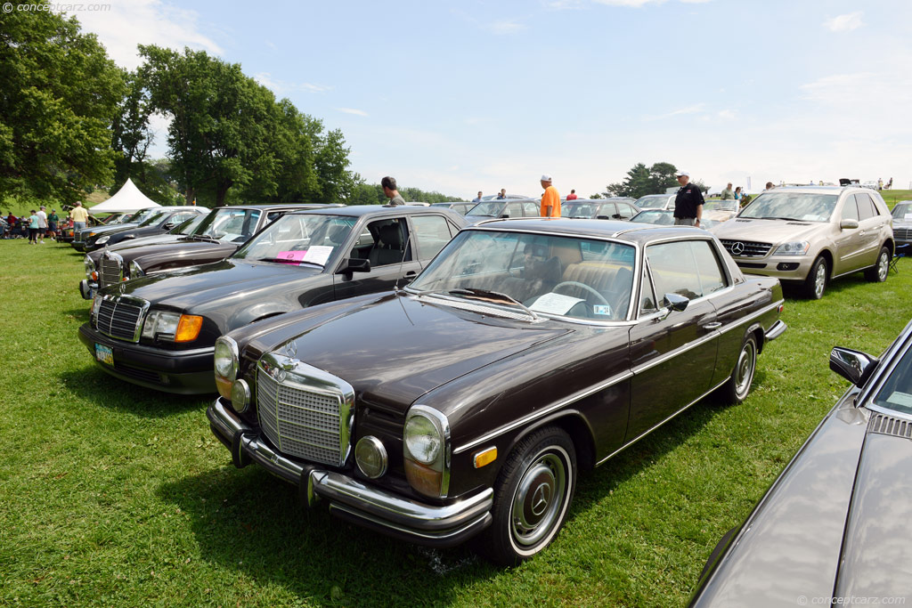 Auction Results And Data For 1972 Mercedes Benz 250 Russo