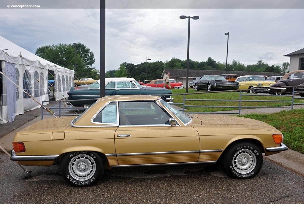 1973 mercedes benz 450 sl for Mercedes benz sl 450